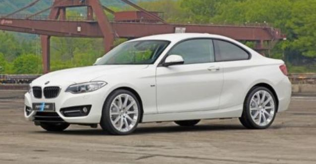BMW 2-Series Lineup by Hartge