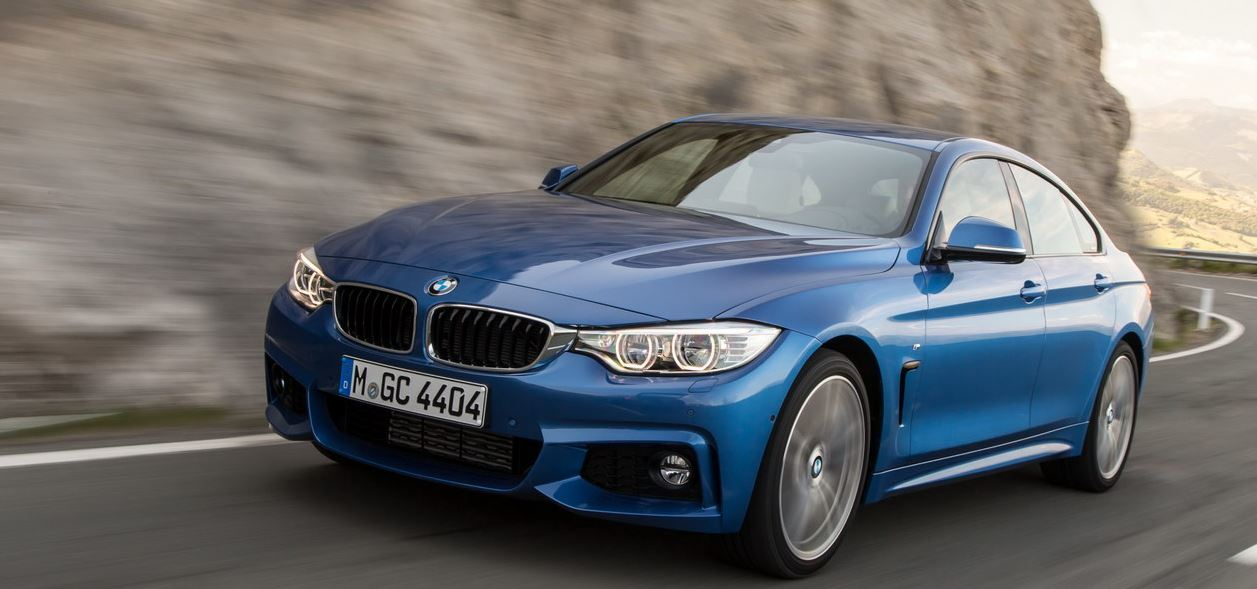 BMW 4-Series Gran Coupe Coming in New Pics