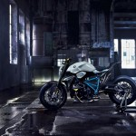 BMW Concept Roadster bike
