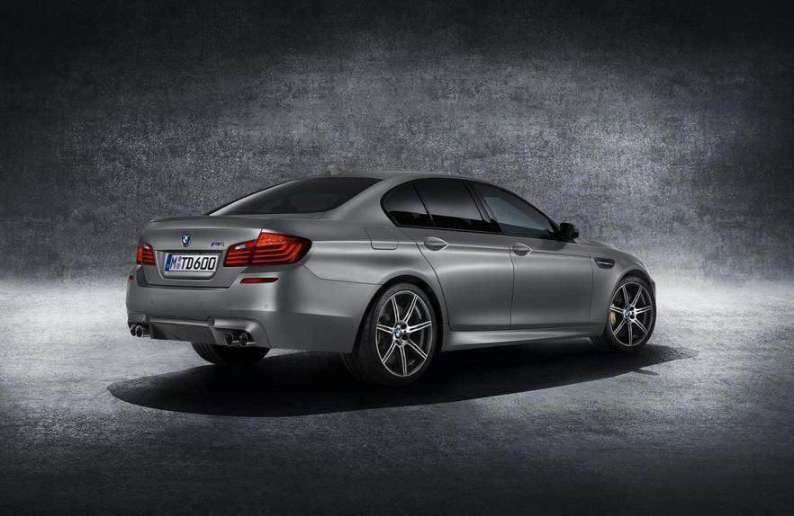 """BMW M5 """"30 Jahre M5"""" edition"""