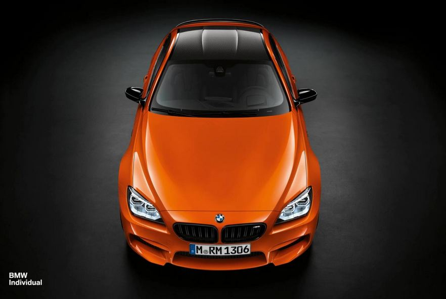 BMW M6 Coupe for Marco Wittmann