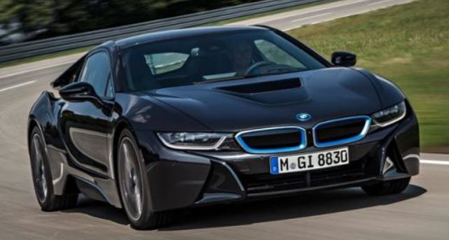 BMW Planning the i8`s Green Sibling, the M1
