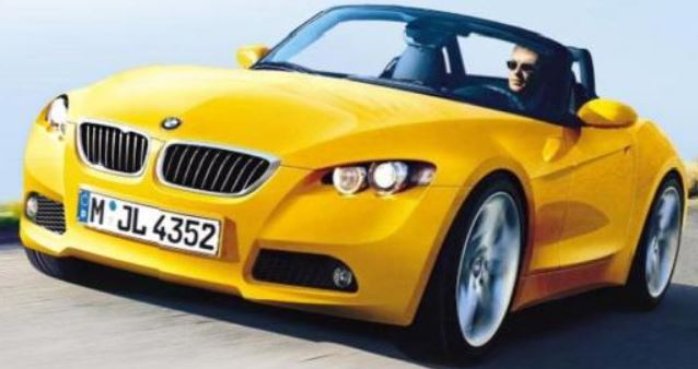 BMW Z2 Roadster Expected in 2016