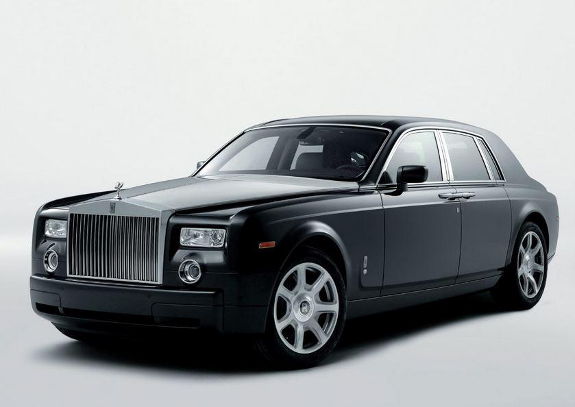 The Rolls-Royce Phantom will be using BMW i3 technology