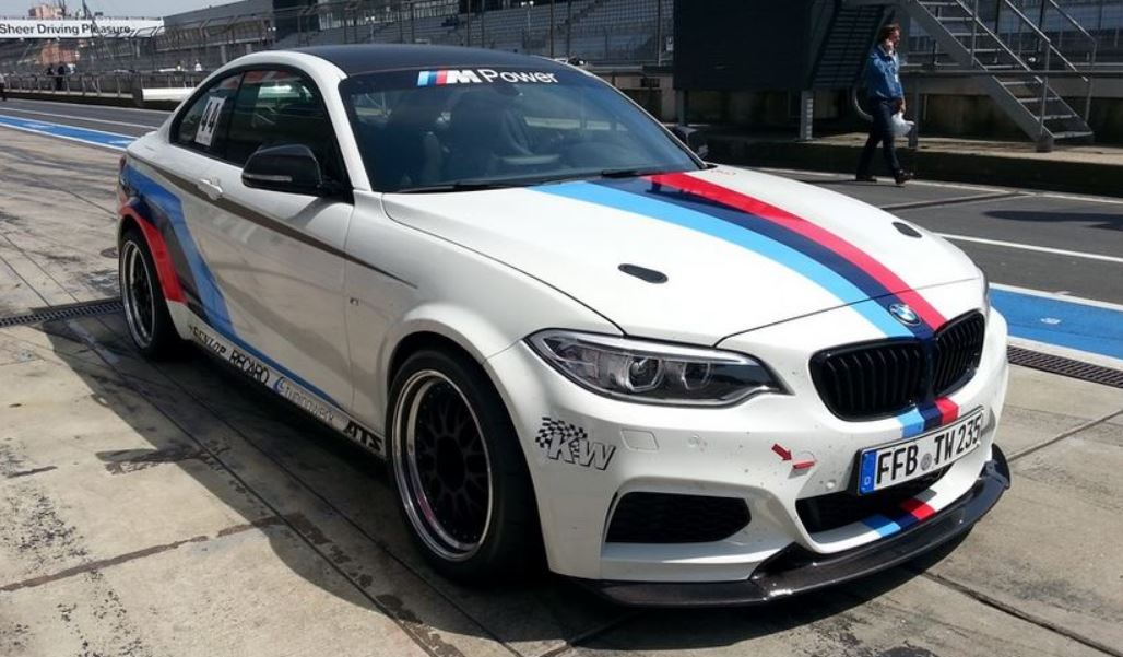 BMW M235i by Tuninwerk
