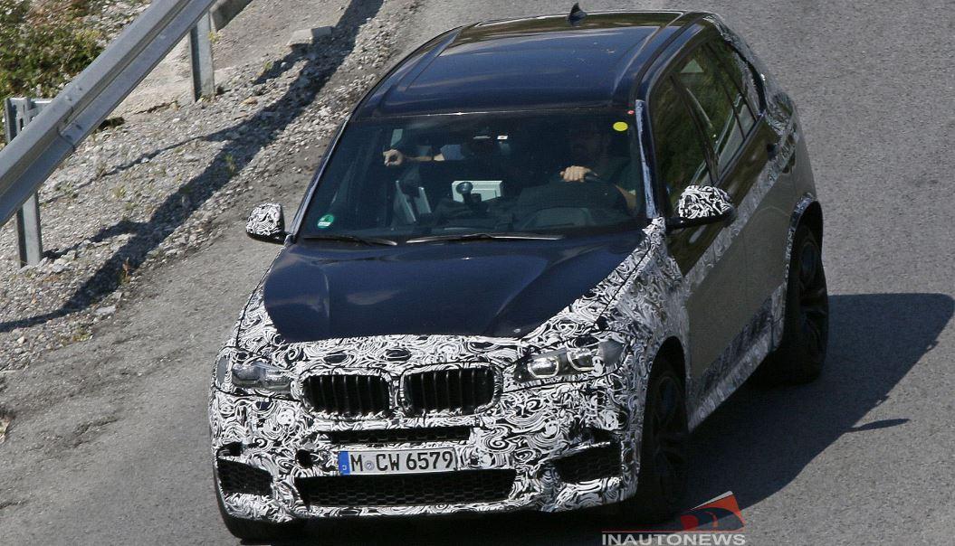 2015 BMW X5M