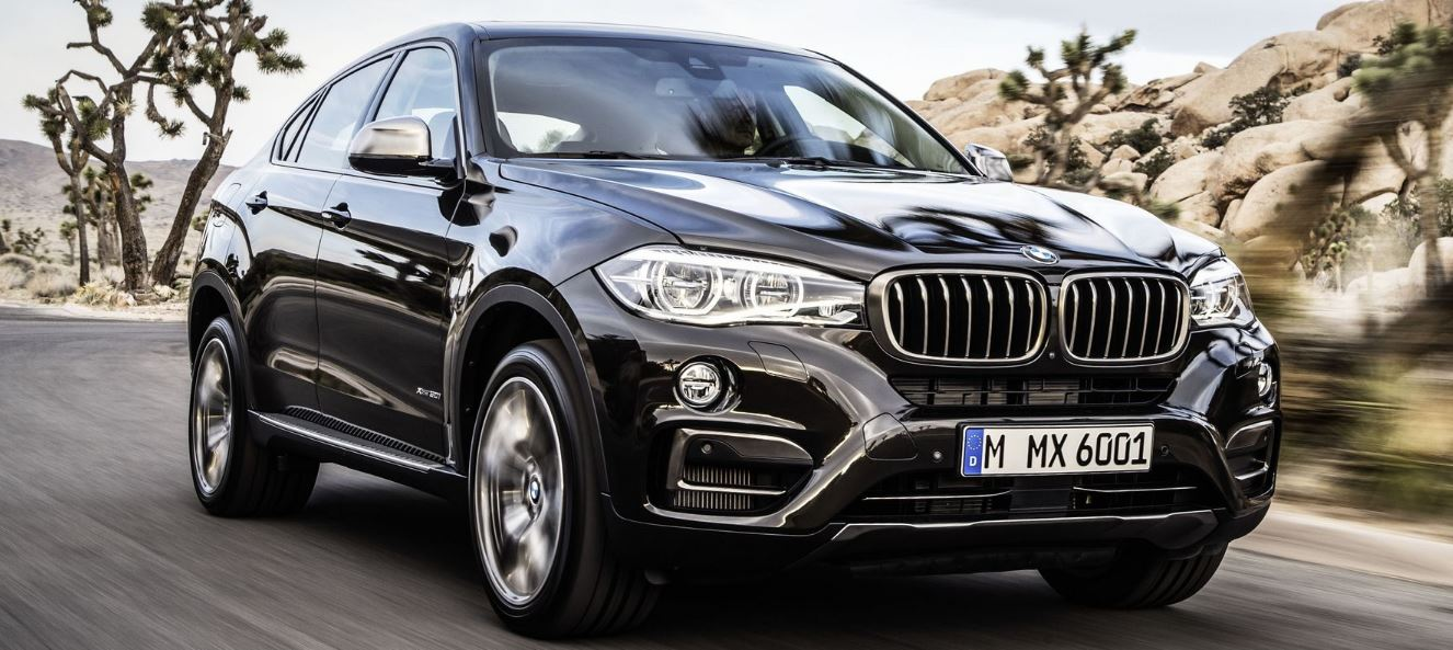 2015 BMW X6 Launched Ahead 2014 Moscow Motor Show
