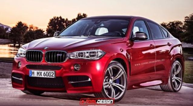 2015 BMW X6M