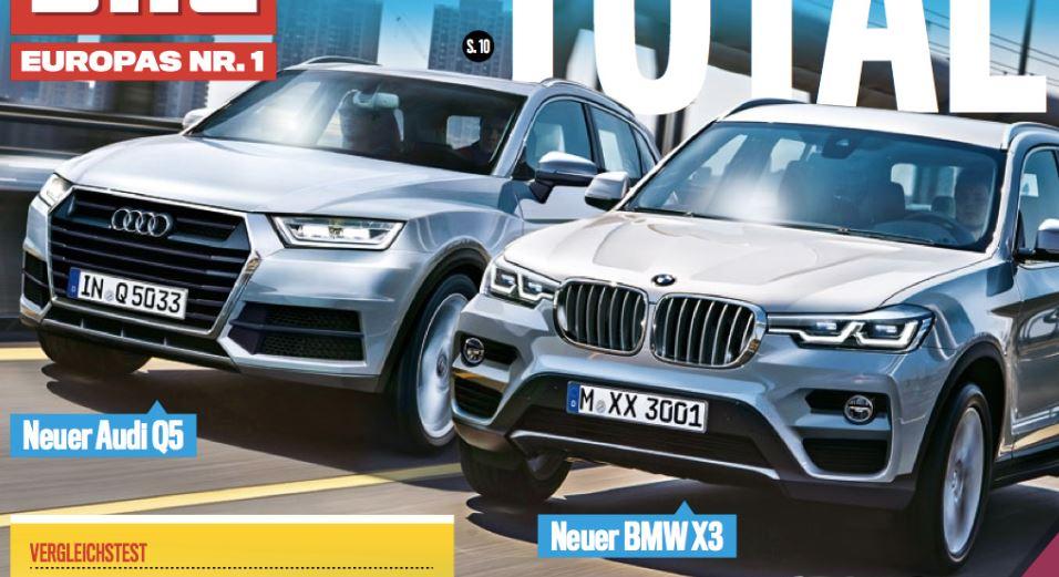 2017 BMW X3 GO1