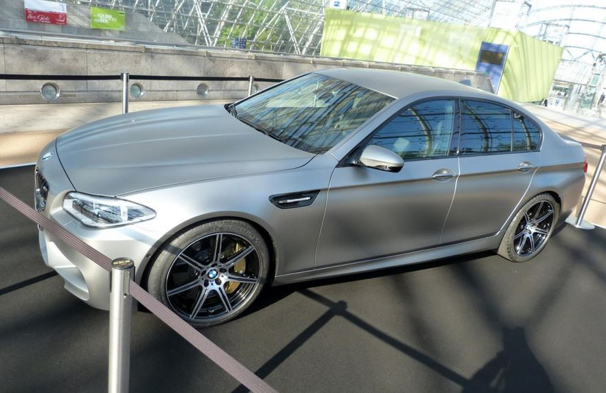 Leipzig receives the 30 Jahre Edition BMW M5