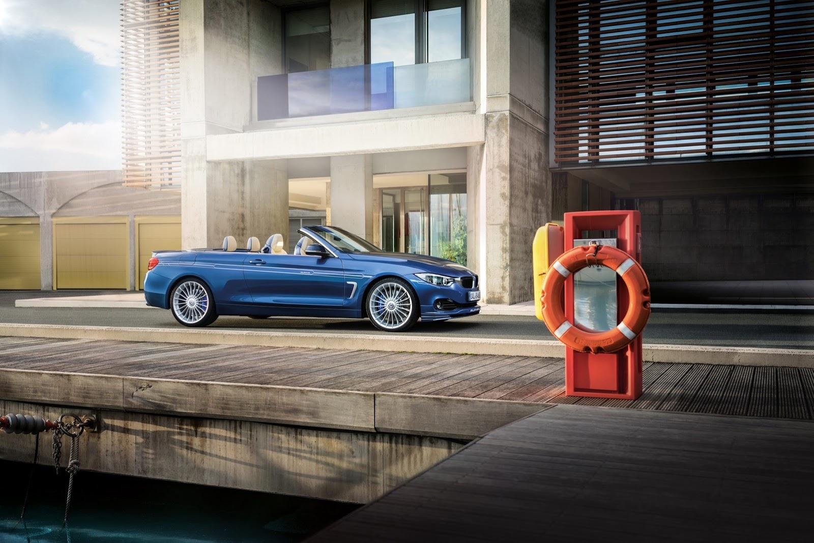 Alpina B4 Bi-Turbo Convertibe