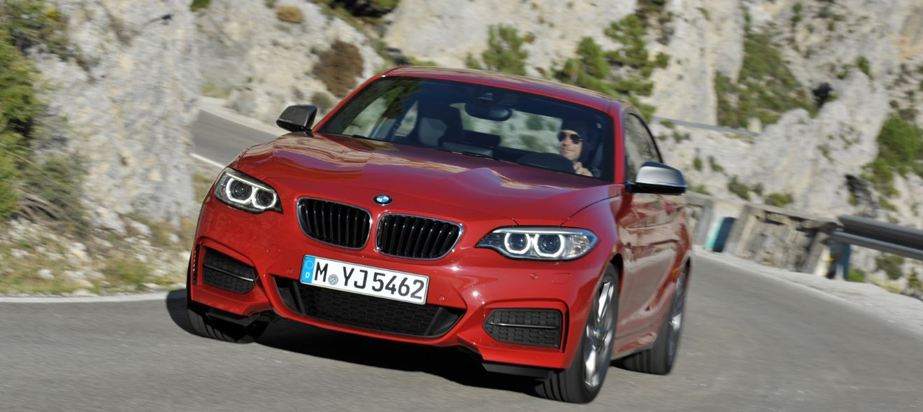 BMW 2-Series AWD