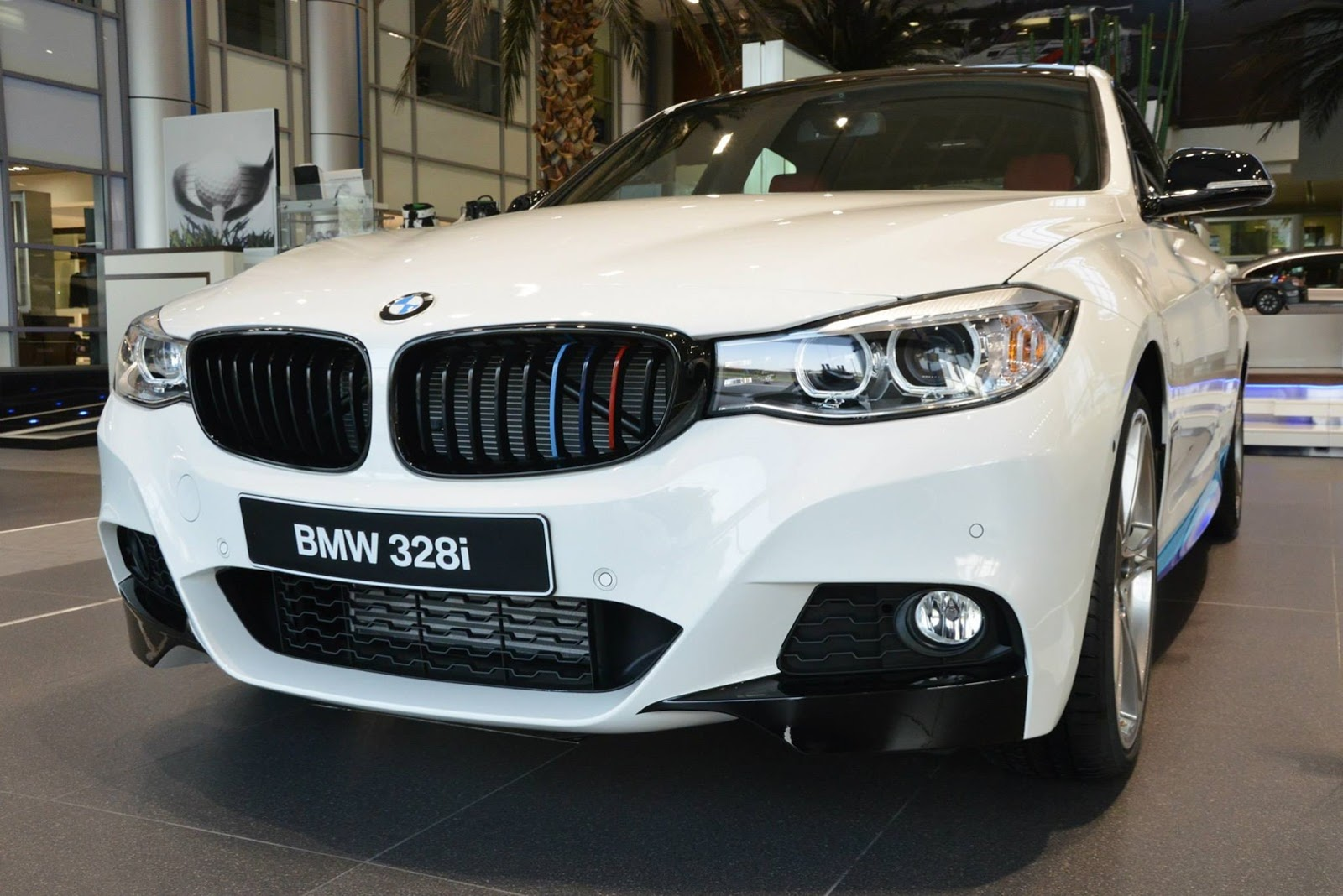 BMW 3-Series GT with M Performance Parts