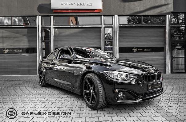 BMW 4 Series from Carlex Design