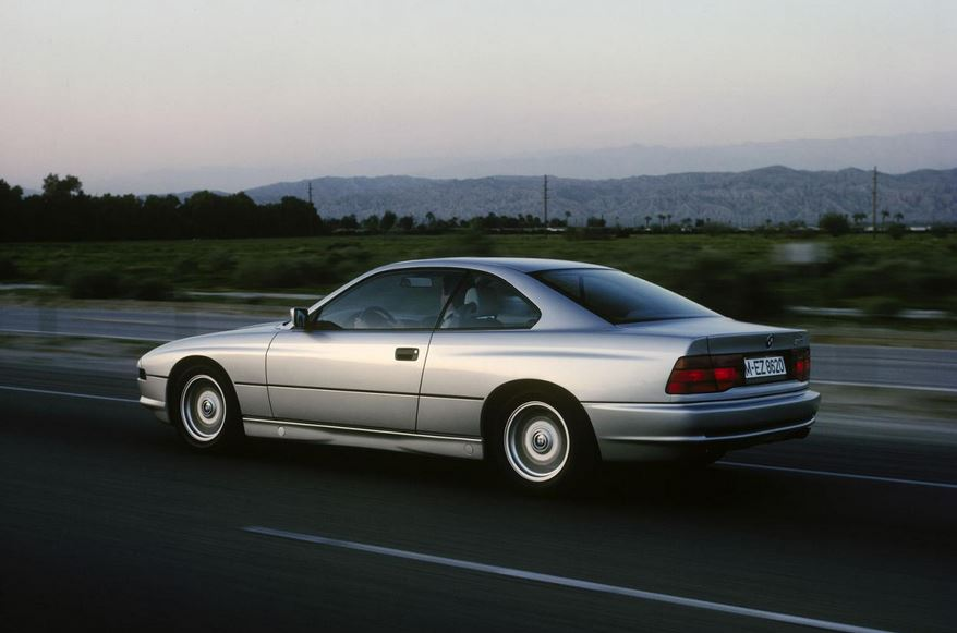 BMW and owners celebrate 25 years of the 8 Series