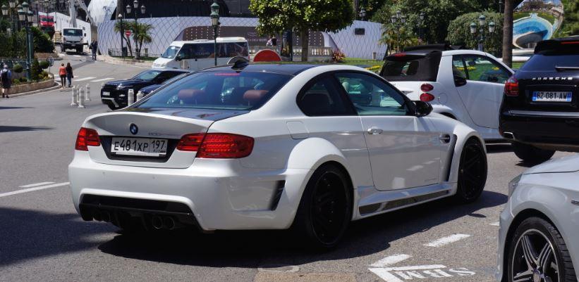 BMW M3 Coupe Vorsteiner GTRS5