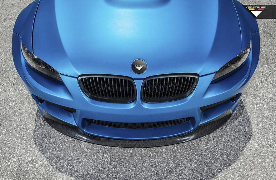 E92 BMW M3 by Vorsteiner