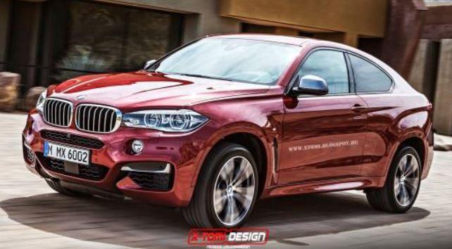 BMW X6 Three-door Body Style