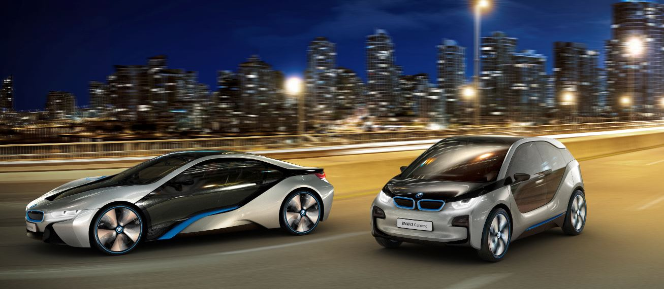 BMW and Tesla Meet Up, Decide Electric`s Future