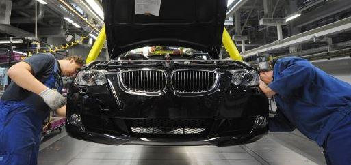 BMW to cut Germany workforce