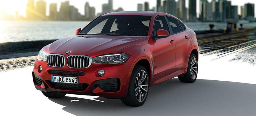 F16 BMW X6 with M Sport Package