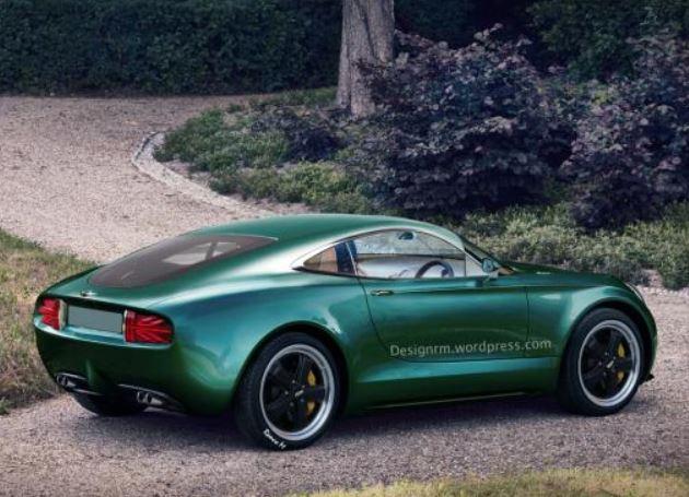 MINI Superleggera Vision Concept Coupe
