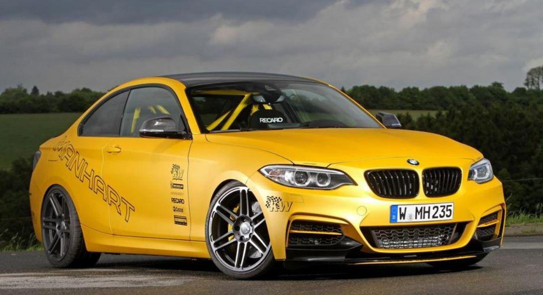 Manhart Tunes Up BMW M235i