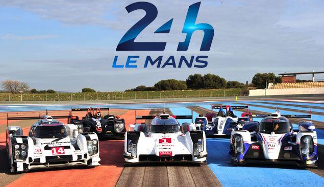 Le Mans 24 Hours - 2014