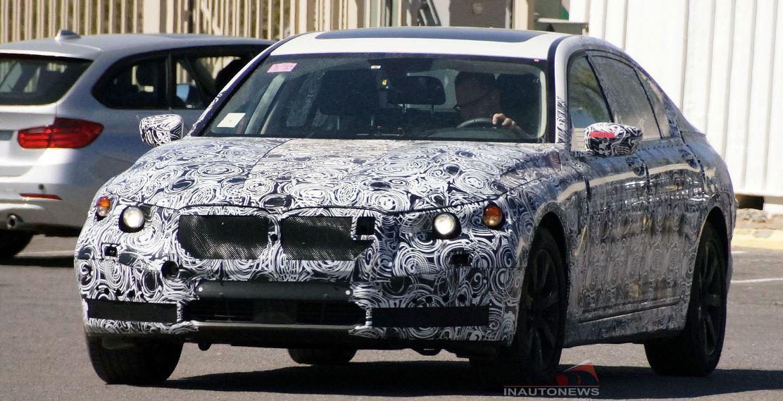 BMW 7-Series LWB