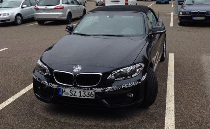 BMW F23 2-Series Convertible
