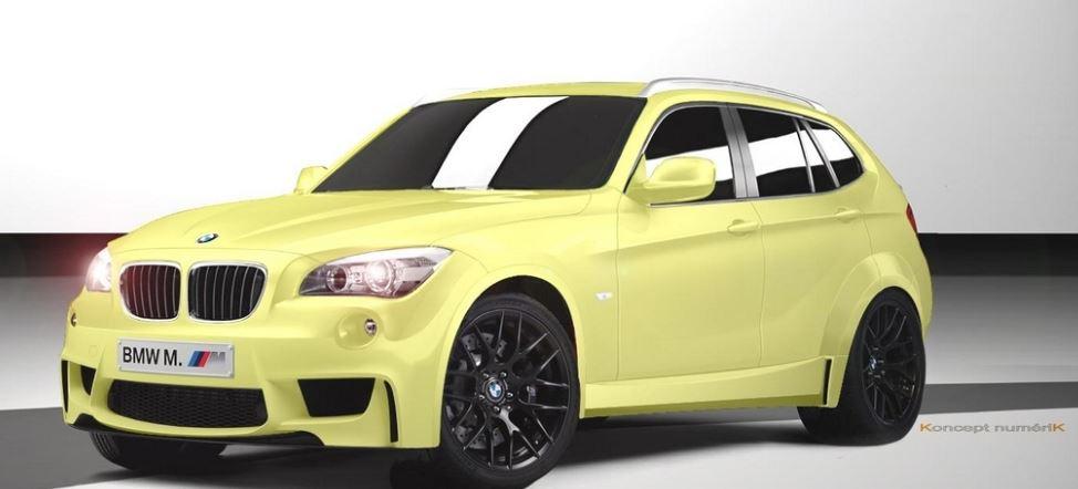 BMW X1 M Performance SUV Rumored