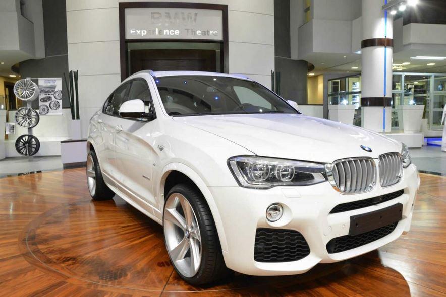 BMW's Abu Dhabi dealership showcases M Sport Package BMW X4