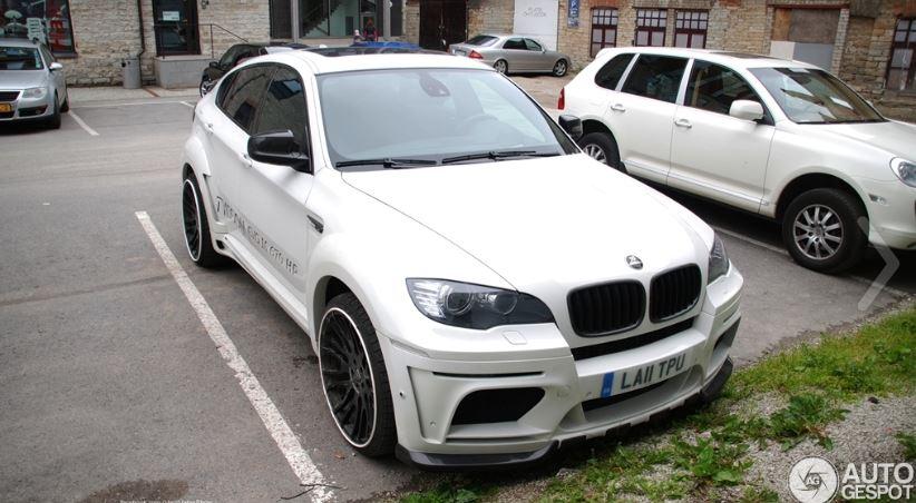 BMW X6 M by Hamann Tycoon Evo M