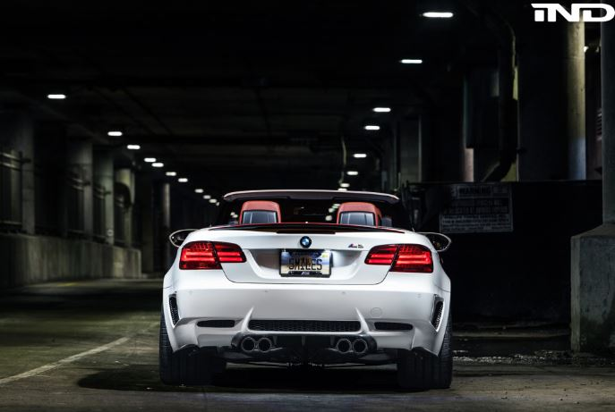 Ear to Ear M3 Project by iND