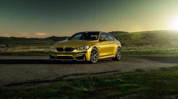 Vorsteiner Starts Tuning Program on BMW M3 and M4