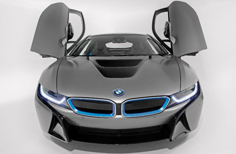 2014 BMW i8 Concours d`Elegance Edition