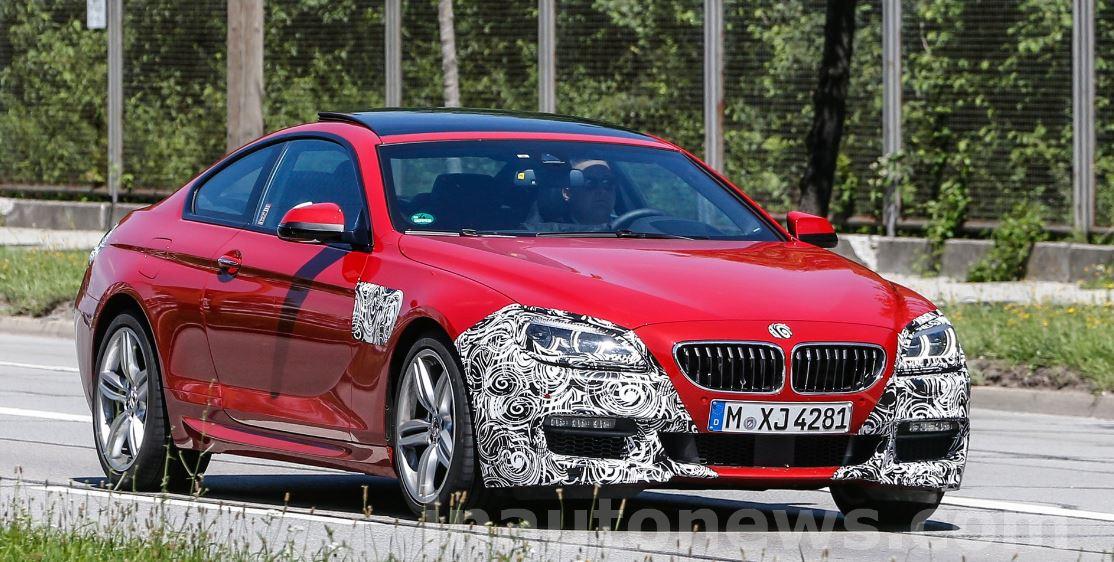 2016 BMW 6-Series