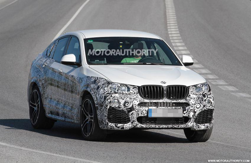 2016 BMW X4 M Performance