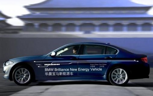 BMW Forced to Drop Prices in China