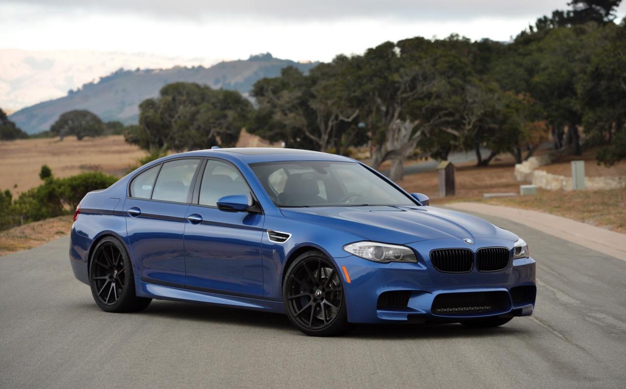 BMW M5 by Dinan
