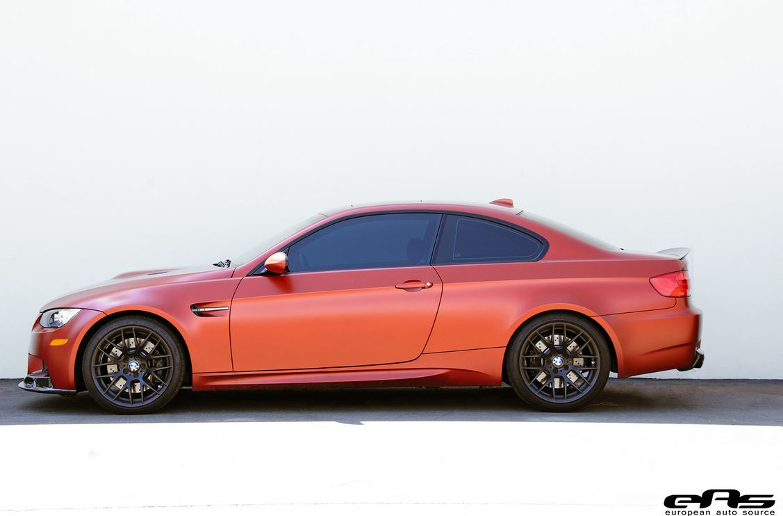 2012 E92 BMW M3 Limited Edition Coming in Frozen Red | BMWCoop