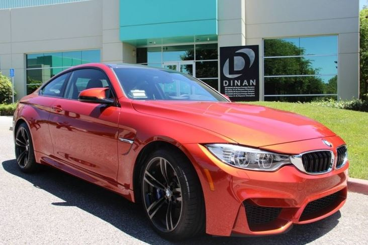 2015 BMW M3 Coupe by Dinan