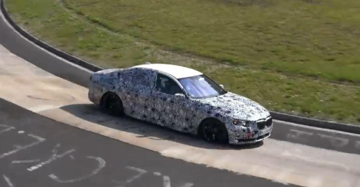 2016 BMW 7-Series LWB
