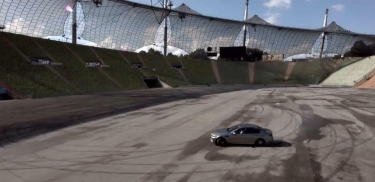 BMW 30 Jahre M5