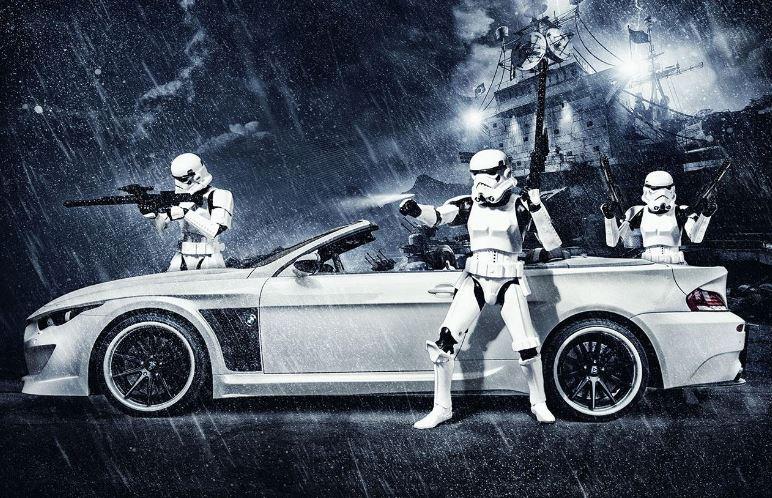 BMW 6-Series Stormtrooper by Vilner
