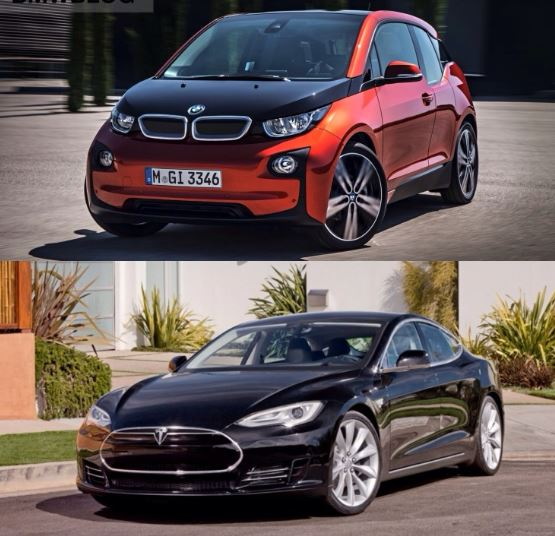 BMW i3 Sales High, Outruns Tesla by Far