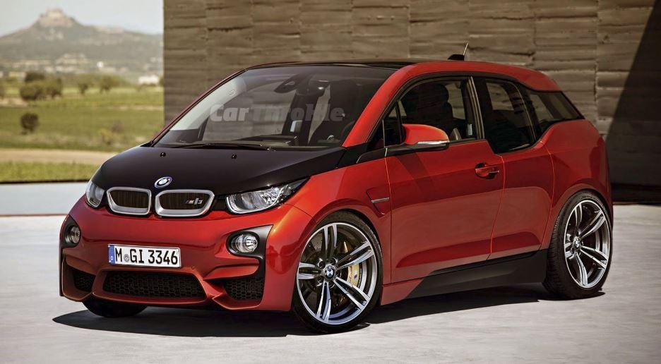 BMW i3M