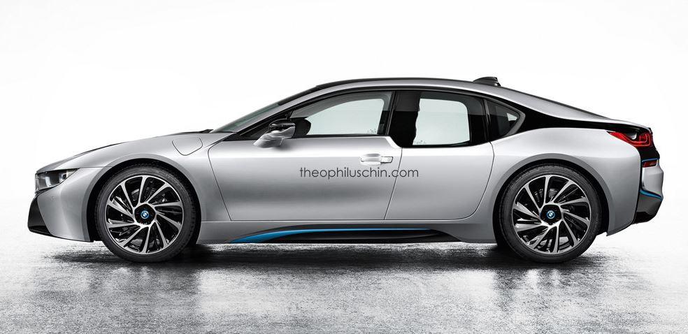 BMW i8 Four-Door Body Style