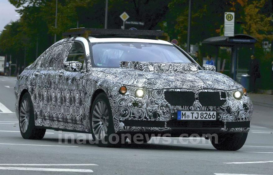 2016 BMW X7