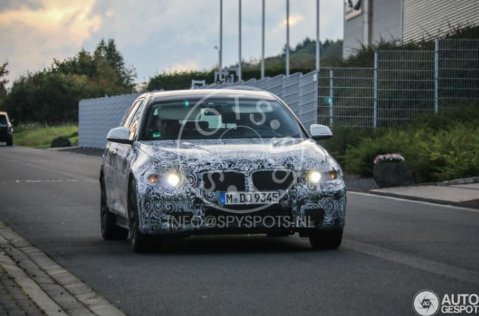 2017 G31 BMW 5-Series
